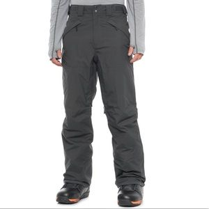 The North Face Fourbarrel ski black pants Sz XL